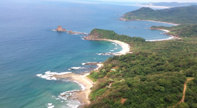 Oceanfront Real Estate for Sale in Nicaragua Central America