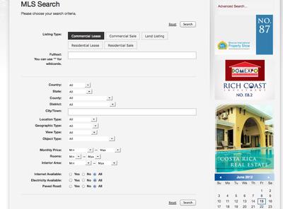 propertyshelf mls nicaragua property search